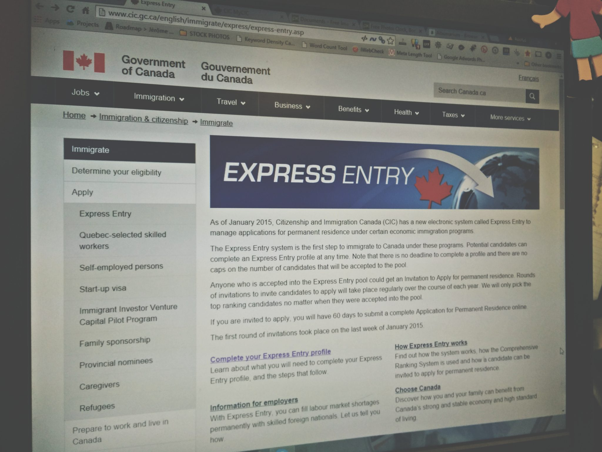 Canadian immigration lawyers discuss express entry gerami law pc stopboris Images