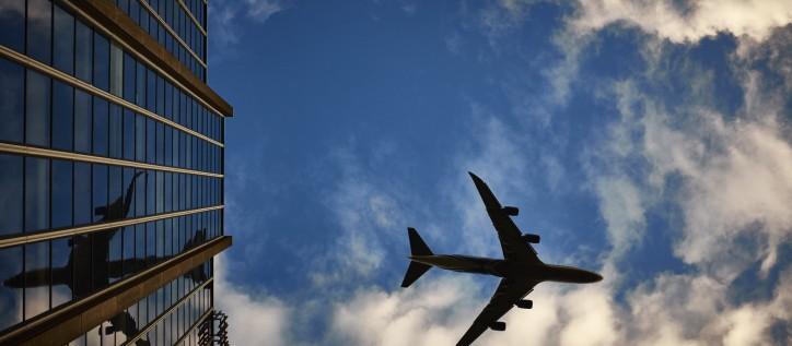 immigration Canada, plane