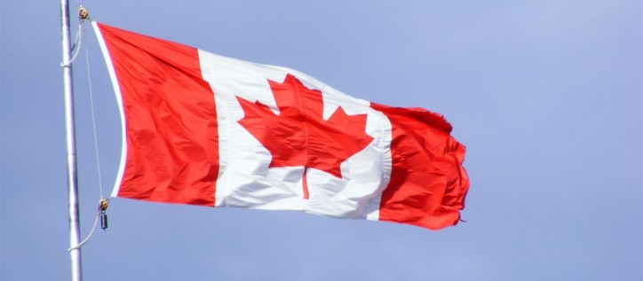 immigration canada flag