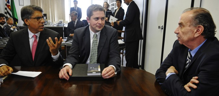 Andrew Scheer's moderate approach won't rock the boat when it comes to Canadian immigration.