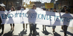 Despite protests and numerous cases, the Federal Court of Canada has upheld indefinite immigration detention.