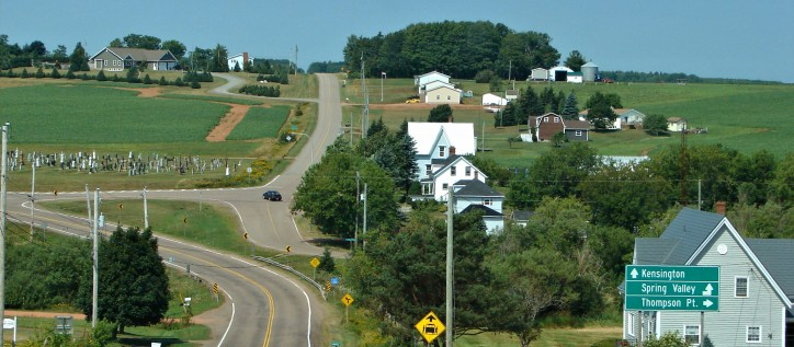Despite its reputation for being a quiet place, Prince Edward Island is now Canada's fastest-growing province, thanks in no small part to surging immigration.