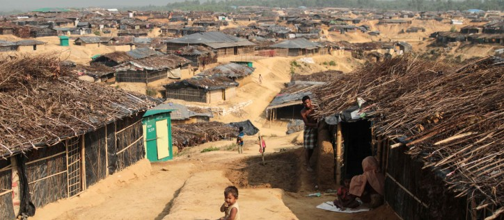 The Government of Canada has agreed to match private donations to charities working to provide aid to the Rohingya refugee crisis.