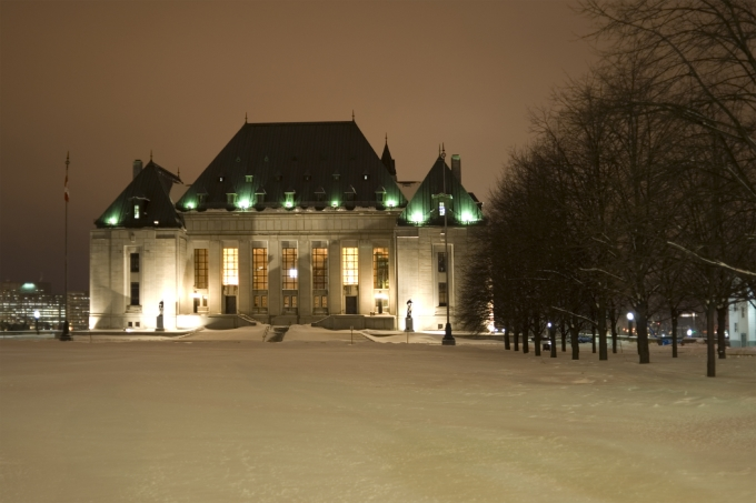 Canadian Immigration lawyer assisting client with Appeals to Supreme Court of Canada