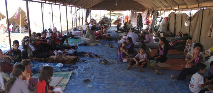 Refugee law experts, advocates, and program workers have raised concerns over gaps in protection and aid for Yazidi refugees.