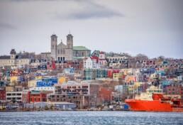 Harbor in Newfoundland